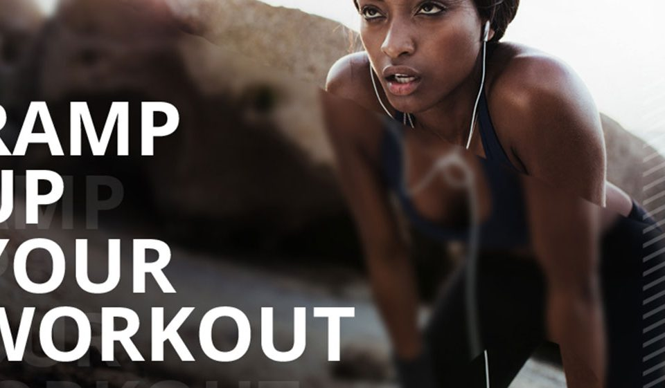 Ramp up your workout for Spring